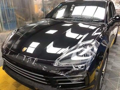 Super Clear Wholesale Car Body Stickers Use TPU Material Paint Protection Film